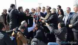 Cumhurbaşkanı Başdanışmanı, Yunan gazeteciyi tersledi: Böyle bir soru sormaya hakkınız yok