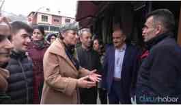 DTK Eşbaşkanı Güven: Biz kadınlar bu savaşı durduracak güçteyiz