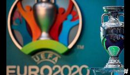 EURO 2020 salgın nedeniyle ertelendi