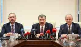 Gül: Cezaevlerindeki görüşler iki hafta süreyle ertelenmiştir