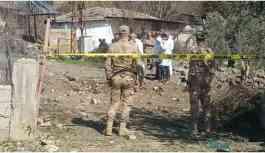 Hatay'da bir evin bahçesine İnsansız Hava Aracı düştü