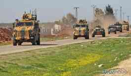 İdlib'de M4 kara yolunda ikinci Türkiye-Rusya kara devriyesi yapıldı