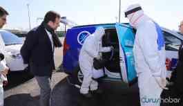 İBB Başkanı İmamoğlu coronavirüs için alınan önlemleri açıkladı