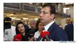 İBB Başkanı İmamoğlu'ndan coronavirüs açıklaması: Etkinlikler iptal edildi