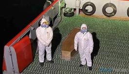 İstanbul'da gemi kaptanı koronavirüsten öldü, gemi karantinaya alındı