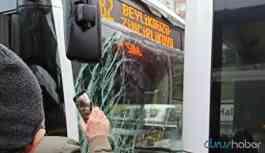 İstanbul'da metrobüs kazası: Çok sayıda yaralı var