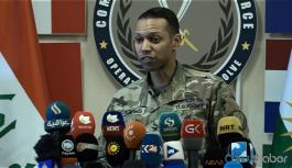 Koalisyon Sözcüsü Caggins, QSD'nin DAİŞ ile mücadelesini Kürtçe paylaştı