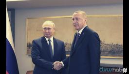 Görüşme öncesi Putin'den açıklama: Kimse TSK'nın orada olduğunu bilmiyordu