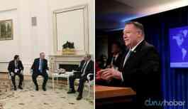Rusya-Türkiye görüşmesi sürerken ABD'den dikkat çeken açıklama