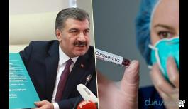 Sağlık Bakanı Koca'dan yeni açıklama!