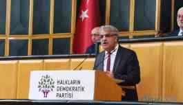 HDP Eş Genel Başkanı Sancar: Ölen askerler, siviller hepsi insanlığımızı eksiltiyor