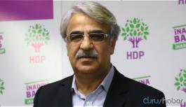 HDP Eş Genel Başkanı Sancar'dan kayyım atamalarına sert tepki