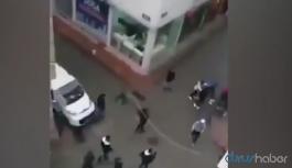 Video | 'Şehitlerimiz var, sizin yüzünüzden' diyerek mültecilere saldırdılar!