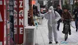 Virüse karşı 3 dilde çağrı, 42 park kapatıldı