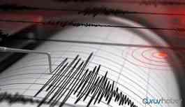Sivas'ta deprem