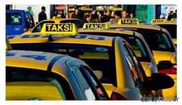 Taksilere koronavirüs sınırlaması: Plakasının son rakamı tek olanlar yarın, çift olanlar ertesi gün trafiğe çıkacak