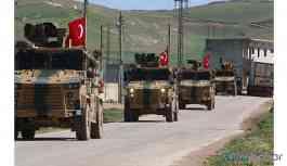 TSK konvoyu Rusya tarafından İdlib'deki gözlem noktalarına ulaştırıldı