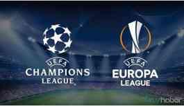 UEFA, Şampiyonlar ve Avrupa ligi maçlarını erteledi