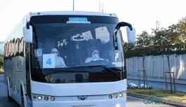 Umre dönüşü karantinadan kaçan 28 kişi Çorum'da yakalandı