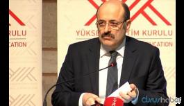 YÖK Başkanı Saraç'tan 'tatil' açıklaması!