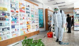 20 eczanede koronavirüs tespit edildi