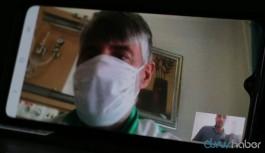 22 gün süren koronavirüs tedavisini anlattı