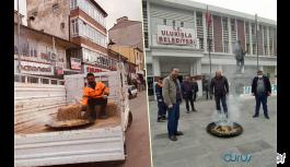 AKP'li belediyeden koronavirüse karşı tuhaf önlem