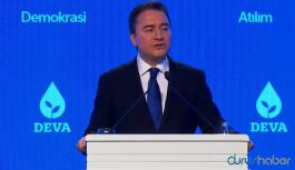 Ali Babacan'dan ekonomik kriz açıklaması