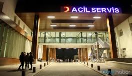 Ankara'da 112 çalışanı 9 kişinin testi pozitif çıktı, testler durduruldu
