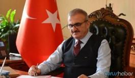 Antalya Valisi'nden vatandaşa: 'Kimliksiz yumurta kafa'