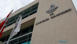 AYM'den güvenlik soruşturması düzenlemesine iptal