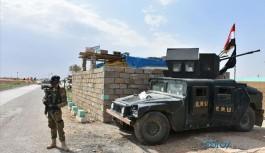 Irak'ta IŞİD'in askeri sorumlusu öldürüldü