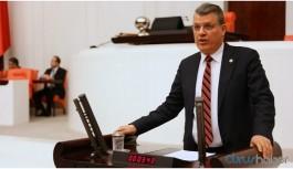 CHP'li vekilden Bakanlığın anketine 'fişleme' tepkisi