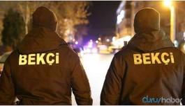 Bekçiler kendilerine itiraz eden iki yurttaşı vurup kaçtı