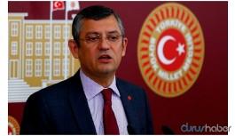 CHP'li Özel: 'Cumhurbaşkanı trollere ve pelikancılara seslendi'