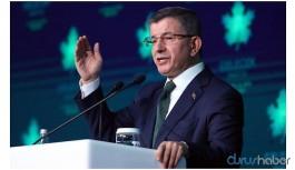 Ahmet Davutoğlu: Türkiye 90'lı yıllara geri döndü