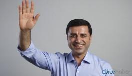 Demirtaş'ın tahliye talebine ilişkin avukatından önemli açıklama