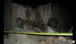 Diyarbakır'da ev çöktü: 2 çocuk hayatını kaybetti