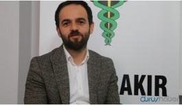Diyarbakır'da 30 sağlıkçı virüse yakalandı