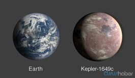 Dünya'ya benzeyen gezegen keşfedildi