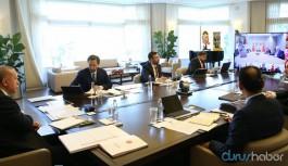 Erdoğan başkanlığında kritik toplantı: Önemli kararlar gündemde