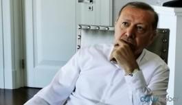 Erdoğan sosyal medyadan şiir paylaştı