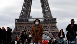Fransa'da koronavirüsten hayatını kaybedenlerin sayısı son 24 saatte 642 artarak 19 bin 323'e yükseldi