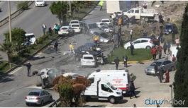 Freni boşalan TIR araçlara çarptı: Çok sayıda ölü ve yaralı var