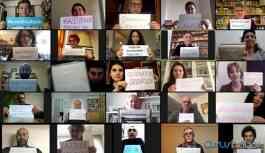 Haberin Var Mı İnisiyatifi: Evde kalsak da sessiz kalmayacağız