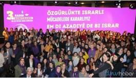 HDP Kadın Meclisi: Mücadeleyi sokakta yürüteceğiz