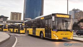 İBB'den 'Otobüs seferleri özellikle durduruldu' iddiaları hakkında açıklama