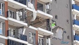 İstanbul'da bir binada şiddetli patlama
