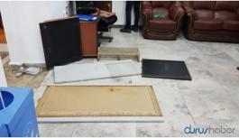 Kars Belediyesi personeline saldırdılar