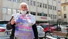 KHK eylemcisine 'sosyal mesafe' cezası